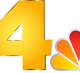 Channel 4 NBC Los Angeles logo
