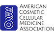 American cosmetic cellular medicine association logo